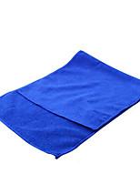 abordables -Qualité supérieure Essuie-mains, Couleur Pleine Mélangé polyester / coton 1 pcs