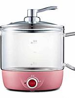 cheap -Cookware Aluminum alloy / Stainless Steel Round Cookware 1pcs