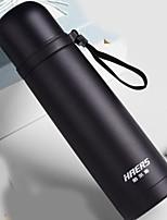 abordables -Drinkware Plastique / Acier Inoxydable Vacuum Cup Athermiques 1pcs