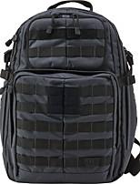cheap -40L Hiking Backpack / Rucksack / Backpack - Wearable Hiking, Camping, Trail Nylon Black
