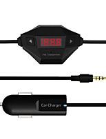 baratos -FM10 Não Transmissor Estilo simples Transmissores FM Para Celular