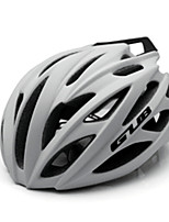 abordables -GUB® Adultos Casco de bicicleta 26 Ventoleras CE / CPSC Certificación Resistente a Golpes, Ajustable EPS, ordenador personal Ciclismo / Bicicleta - Rojo / Rojo / Blanco / Negro / amarillo