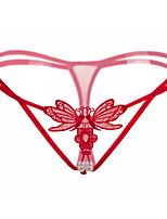 cheap -Women's G-strings & Thongs Panties Jacquard Low Rise