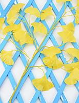 abordables -Fleurs artificielles 1 Une succursale Rustique Plantes Guirlande et Fleur Murale