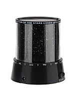 preiswerte -1pc Sky Projektor Nachtlicht AA-Batterien angetrieben Für die Kinder Atmosphäre Lampe Dekoration Geburtstag <5V