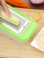 abordables -Outils de cuisine Acier inoxydable + plastique Portable / Facile à transporter / Creative Kitchen Gadget Econome & Râpe Usage quotidien / Multifonction / Patate 1pc