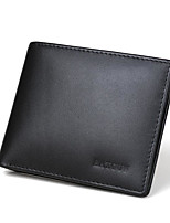 cheap -Men's Bags PU(Polyurethane) Wallet Tiered Black