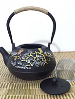 cheap -Cast Iron Heatproof / Creative 1pc Teapot