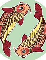 abordables -Qualité supérieure Drap de plage, Animal / Bande dessinée Polyester / Coton 1 pcs