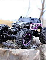 cheap -RC Car 2848 2.4G Buggy (Off-road) / Rock Climbing Car 1:14 Brush Electric 30km/h KM/H