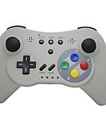 abordables -WII Sans Fil Contrôleurs de jeu Pour Wii U Contrôleurs de jeu ABS 1pcs unité USB 2.0