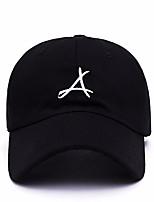 cheap -Unisex Work Polyester Baseball Cap / Sun Hat - Color Block / Check / Spring