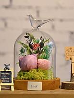 Недорогие -Искусственные Цветы 1 Филиал Стиль Вечные цветы Букеты на стол