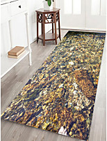 cheap -Creative Sports & Outdoors Country Doormats Area Rugs Flannelette, Superior Quality Rectangle Spots & Checks Graphic Rug