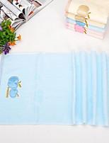 abordables -Qualité supérieure Serviette, Couleur Pleine / Géométrique Polyester / Coton / 100% Coton 1pcs