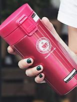 abordables -Drinkware Rustless Fer / PP+ABS Vacuum Cup Portable / Athermiques / Retenant la chaleur 1pcs