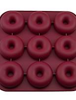 Недорогие -Кухонные принадлежности Силикон Инструмент выпечки выпечке Mold Для торта 1шт