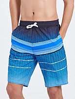 cheap -SBART Men's Board Shorts Waterproof, Quick Dry, Wearable Polyester / Spandex Beach Wear Bottoms Surfing / Beach / Wakeskating