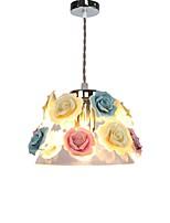 abordables -bol Lampe suspendue Lumière dirigée vers le bas - Créatif, Adorable, 110-120V / 220-240V Ampoule non incluse / 10-15㎡ / VDE / E26 / E27