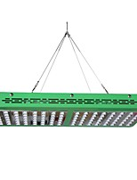 baratos -GuoRenGuangDian 1pç 56cm com ventilador de refrigeração / AU / UK Led Grow Bulb COB Chip / Botão Switch Ferro Difuso para a luz da