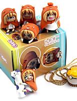 baratos -Figuras de Ação Anime Inspirado por Himouto C.C. PVC 3cm CM modelo Brinquedos Boneca de Brinquedo