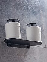 cheap -Toilet Paper Holder Multifunction Contemporary Aluminum 1pc - Bathroom Other Tools Wall Mounted