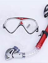 cheap -WAVE Diving Package / Snorkeling Set - Snorkel, Diving Mask - Anti-Fog, Explosion-Proof, Soft Snorkeling, Diving, Swimming PVC