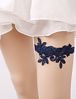cheap -Lace Classic Jewelry / Lace Wedding Garter 617 Gore Garters Wedding / Party & Evening