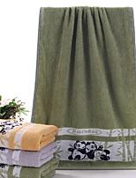 cheap -Fresh Style Wash Cloth, Cartoon Superior Quality Poly / Cotton 100% Bamboo Fiber Woven Jacquard 1pcs