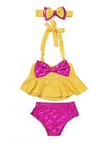 cheap -Toddler / Infant Girls' Print Swimwear