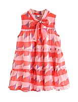 cheap -Toddler Girls' Geometric Sleeveless Dress