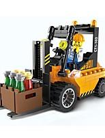 cheap -Building Blocks 115pcs Truck Parent-Child Interaction Construction Truck Set Gift