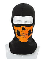 cheap -Pollution Protection Mask / Balaclava All Seasons Keep Warm / Dust Proof / Sunscreen Camping / Hiking / Outdoor Exercise / Cycling / Bike