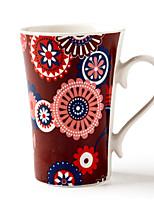 cheap -Drinkware Porcelain Mug Heat-Insulated 1pcs