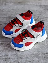 cheap -Boys' Shoes Tulle Fall Comfort Sneakers for Red / Green / Blue