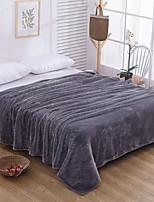 cheap -Coral fleece, Printed & Jacquard Plaid Polyester / Polyamide Blankets