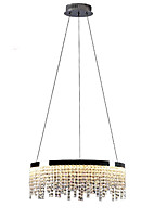 cheap -QIHengZhaoMing Crystal Chandelier Ambient Light - Crystal, 110-120V / 220-240V, Warm White / Cold White, Bulb Included / 15-20㎡