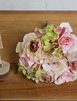 cheap -Artificial Flowers 1 Wedding Flowers Roses Tabletop Flower