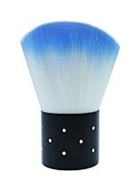preiswerte -1 Stück Makeup Bürsten Professional Bürsten-Satz- Nylonfaser Umweltfreundlich / Weich Plastik
