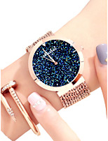 cheap -Women's Dress Watch Japanese New Design / Cute / Creative Alloy Band Sparkle / Colorful Rose Gold