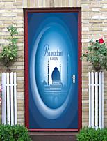 baratos -Autocolantes de Parede Decorativos - Muro de férias Adesivos Personagens / Formas Sala de Estar / Quarto de Estudo / Escritório
