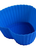 cheap -Kitchen Tools PP (Polypropylene) DIY Mold For Cupcake 1pc