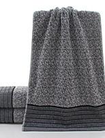 abordables -Qualité supérieure Serviette, Rayé Polyester / Coton 1 pcs