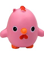 cheap -Squeeze Toy / Sensory Toy / Stress Reliever Chicken Stress and Anxiety Relief / Decompression Toys Poly urethane 1pcs Children's All Gift