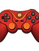 economico -Senza filo Controller di gioco Per Sony PS3 / Android / PC ,  Portatile Controller di gioco ABS 1 pcs unità