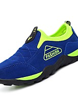 cheap -Boys' Shoes Rubber Spring Comfort Loafers & Slip-Ons for Green / Blue / Royal Blue