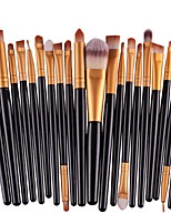 cheap -20-Pack Professional Makeup Brushes Make Up Artificial Fibre Brush Eco-friendly / Professional Plastic 3 * Brow Brush / 2 * Concealer