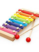 cheap -Tambourine Color Gradient Unisex 1pcs / Wood