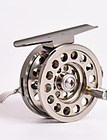 cheap -Fishing Reel Ice Fishing Reels 1:1 Gear Ratio+2 Ball Bearings Right-handed Sea Fishing / Ice Fishing
