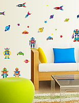 cheap -Decorative Wall Stickers - Plane Wall Stickers Scenic Nursery / Kids Room